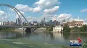 Trail system around Walterdale Bridge reopens