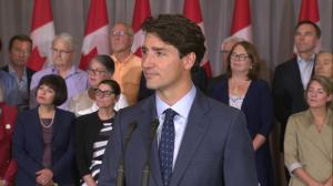 Trudeau says decision to ban Huawei 5G technology will be based on facts and evidence