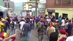 Venezuelan protests leave three people dead