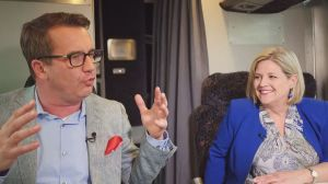 Decision Ontario: Alan Carter speaks 1-on-1 with Andrea Horwath