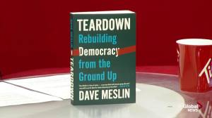 'Teardown: Rebuilding Democracy from the Ground Up' by Dave Meslin