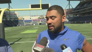 RAW: Blue Bombers Nic Demski – Aug. 30