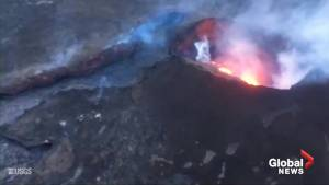 Hawaii volcano eruption slows to virtual halt after more than three months