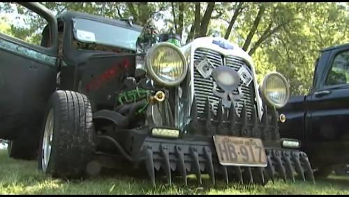 Classic Car Show Kitchener