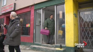 Montreal forcing tenants from unsafe homes