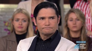 Audio of Corey Feldman's 1993 Interview naming sexual predators is found by police