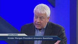 Kinder Morgan president answers questions about Burnaby Mountain pipeline: Part 2