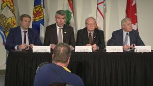 Atlantic premiers concerned about weed supply, push Ottawa to expedite licensing (01:20)