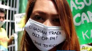Canadian garbage rejected by Philippines arrives in BC