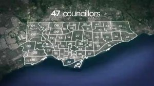 How many Wards will Toronto city council have? A look at the numbers