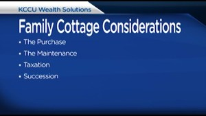 Buying a cottage? What you need to know