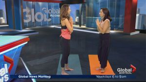 Yoga helps back-to-school stress