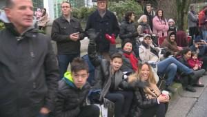 14th Annual Vancouver Santa Claus Parade