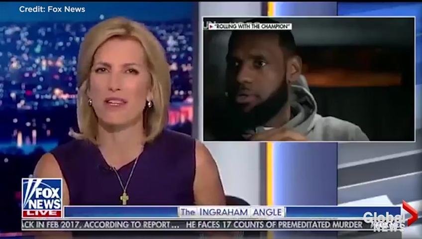 Fox News host slammed for telling