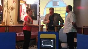 Global News Morning meets George Merjavec, owner of  Kingston-based The Game Show Company