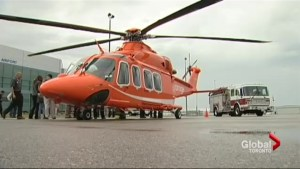Report out on deadly Ornge helicopter crash