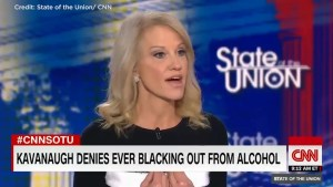 Kellyanne Conway reveals she is a victim of sexual assault