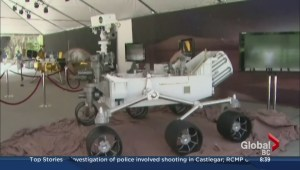 "NASA Mars Rover ""Curiosity"" Mission Lead"