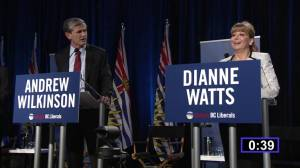 'This is an affront to British Columbians, what you just said:' Watts