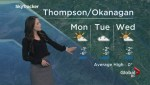 BC Evening Weather Forecast: Dec 3