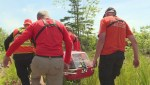 Search and rescue teams run training exercise ahead of busy summer season