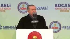 Turkey's Erdogan says Dutch will 'pay the price' for not allowing ministers into their country