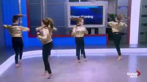 Corey Hart dancers