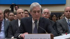Robert Mueller says he won't make judgments about guilt, innocence of cases in opening statement