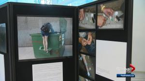 Photo project shows reality of homelessness for youth in downtown Edmonton
