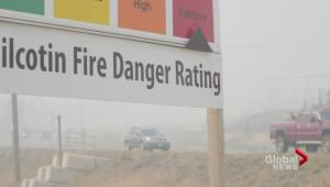 Wildfire is smoking out south Okanagan tourism, even when it's 100 km away