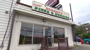 Dartmouth pizza shop employee injured in robbery