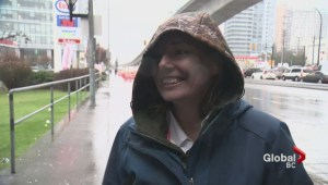 Metro Vancouver deals with deluge of heavy rain