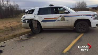 Police across Alberta see surge in idling vehicle thefts as