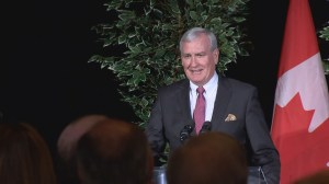 Kevin Vickers becomes honorary member of Canadian Association of Former Parliamentarians