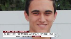 Florida school shooting suspect had issues with teachers: ex-classmate