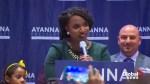 Ayanna Pressley wins big in Boston's Democratic primary