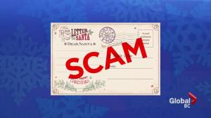 Top Christmas scams according to the Better Business Bureau