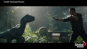 Newest 'Jurassic World: Fallen Kingom' trailer ups the ante on dinosaur terror
