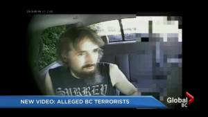 Canada Day terrorism trial: Suspect surveillance video released