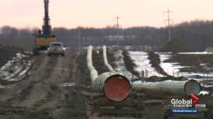 Trudeau visits Edmonton and supports pipeline expansion
