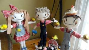 Amherstview retiree keeps busy making dolls