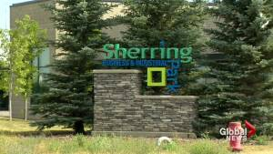 Construction continues in Lethbridge's Sherring Industrial Park