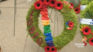 Unique addition continues growing Remembrance Day tradition in Calgary