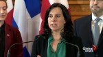 Montreal mayor, opposition leader voice opposition to Quebec's Bill 21
