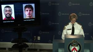 Toronto Police explain the cause, nature of arrest warrants issued to Pan Am games athletes