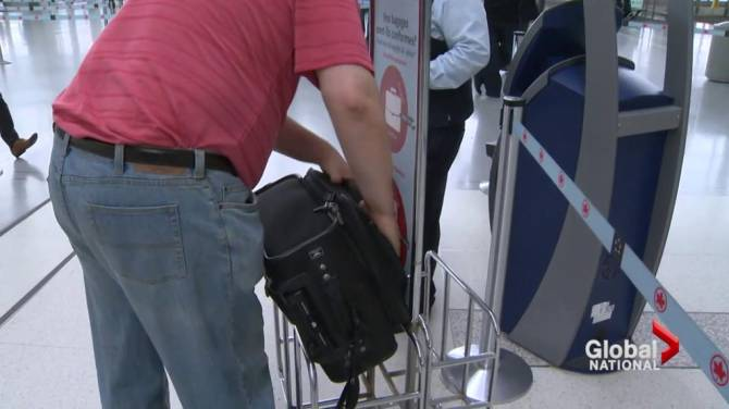 Air Canada Begins Clamp Down On Carry On Baggage Extend