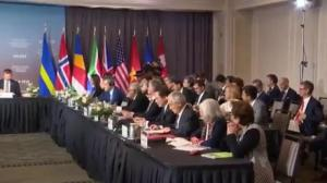 G7 environment ministers meet in Halifax
