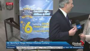 2018 St. Boniface Mega Million Choices Lottery: Ultimate Bonus Deadline