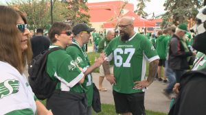 New Yorker turned Rider fan takes in Labour Day Classic