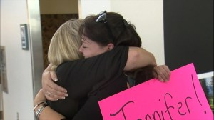 Sisters reunited after 54 years apart through a DNA test